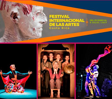 Le Festival International des Arts 2017