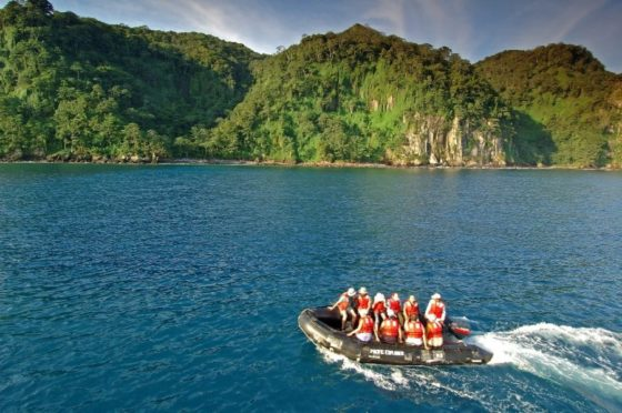 Un mois, un Parc National : Isla del Coco