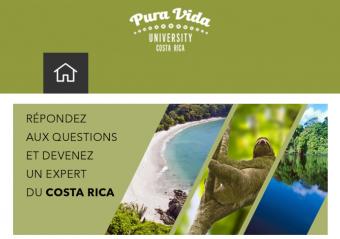 E-learning Pura Vida! Le Costa Rica lance un programme complet  qui annonce une reprise sous le signe de l'innovation verte !