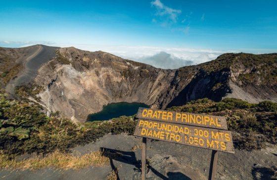 Un mois – un parc : Le Parc National du Volcan Irazú