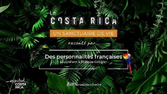 Costa Rica : « Un sanctuaire de vie raconté par des personnalités françaises » sur IGTV