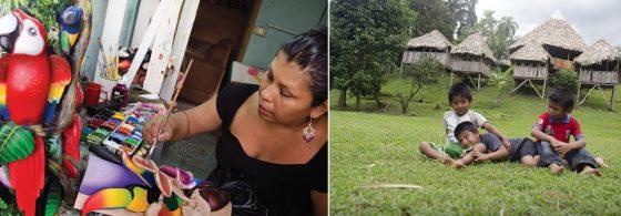Le Costa Rica, un pays pionnier dans la préservation des territoires indigènes et de leur culture