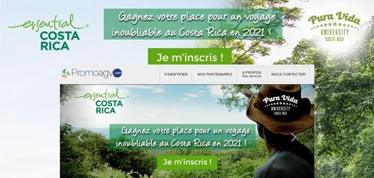 Nouveauté! Le Costa Rica lance son Challenge des Ventes avec PromoAGV