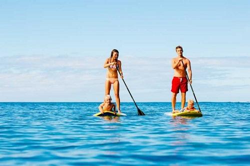 Le Saviez-vous? Les meilleurs endroits à Guanacaste pour faire du paddle surf