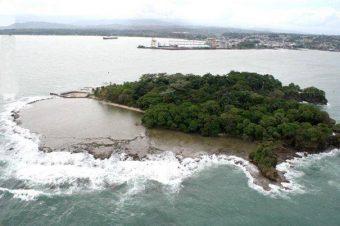Quiribrí, l'île aux oiseaux et au raisin