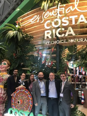 WTM 2018 – Ticos are coming to town