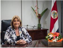 Costa Rica appoints new Tourism Minister, María Amalia Revelo Raventós