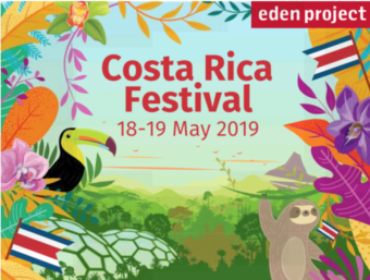 Costa Rica partners with the Eden Project