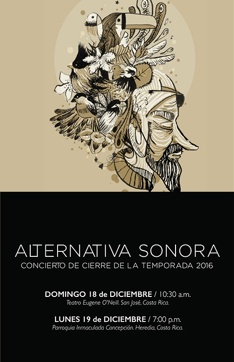 Orquesta Sinfónica de Heredia. Alternativa Sonora