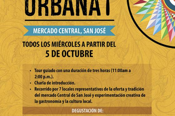 Ruta Gastronómica por el Mercado Central de San José de Costa Rica