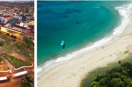 Costa Rica cierra 2016 con un incremento de visitantes del 10%