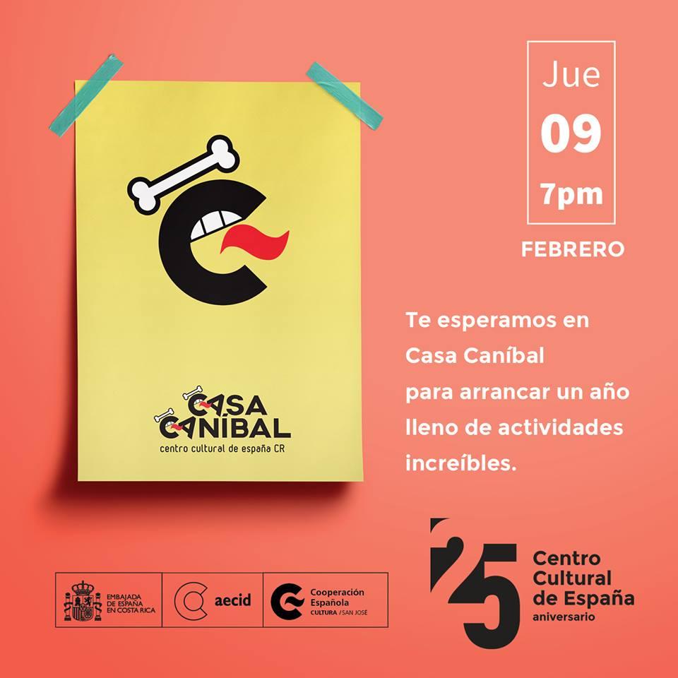 Art City Tour en la Casa Caníbal
