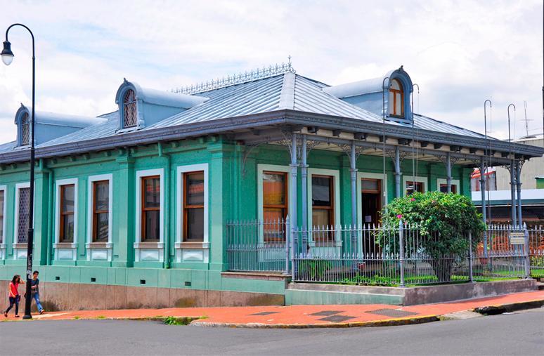 Sede de la Alianza Francesa. San José, Costa Rica