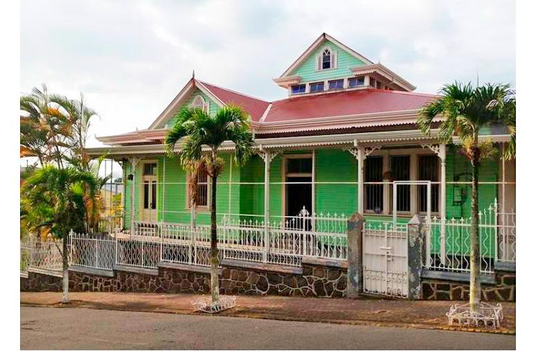 Casa Verde. San José, Costa Rica