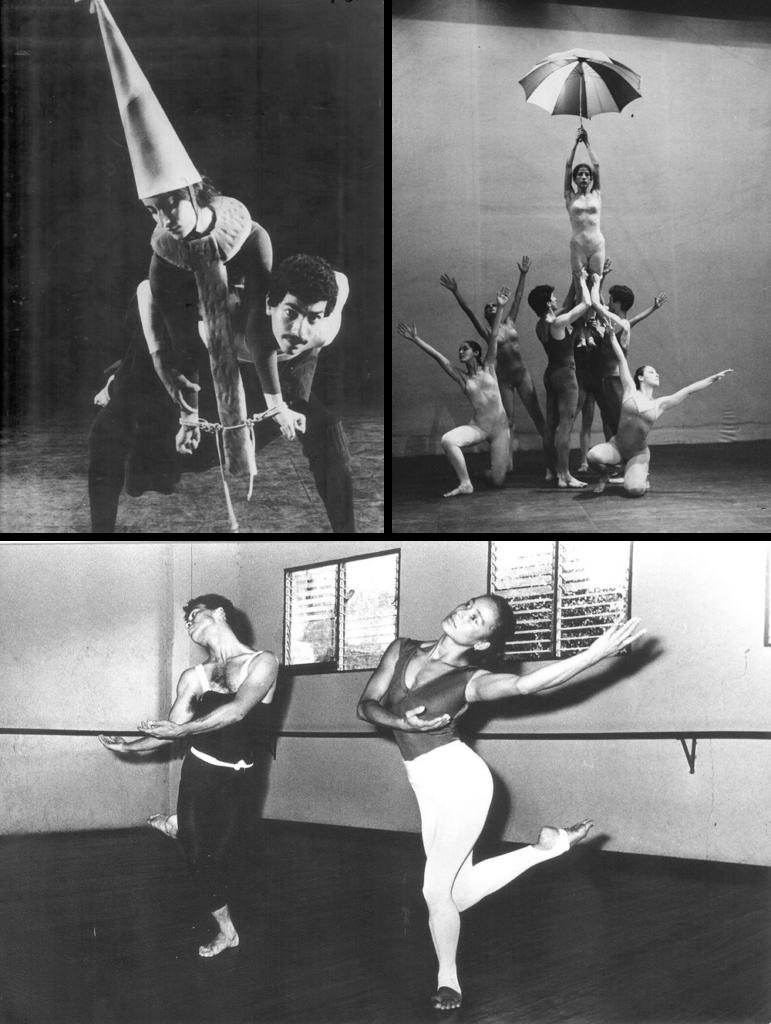 Fotos históricas de la CND