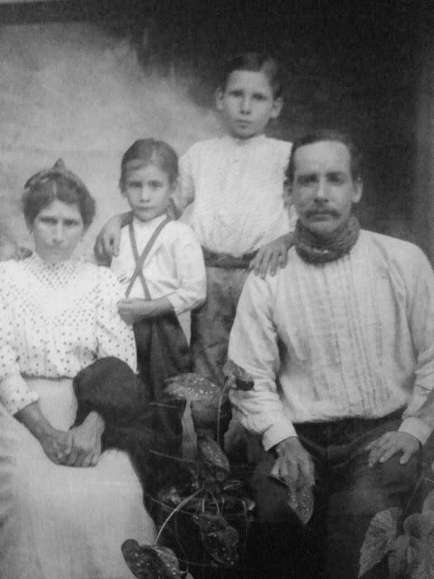 Familia campesina
