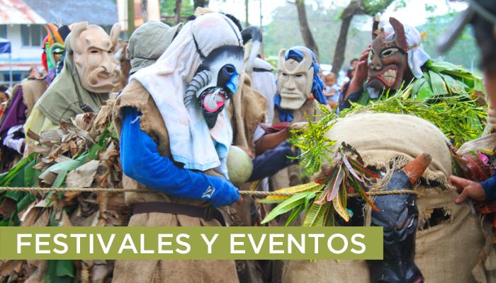 festivales y eventos.Costa Rica