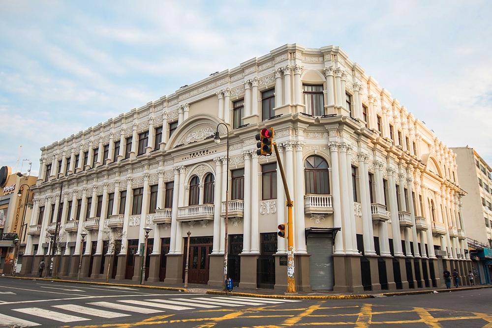 Teatro Melico Salazar. San josé, Costa Rica.