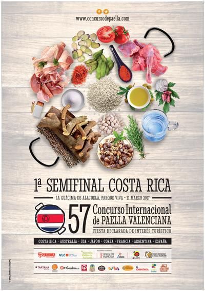 El Concurso Internacional de Paella Valenciana llega a Costa Rica I