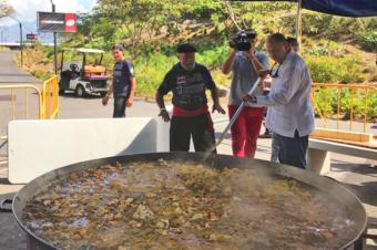 El Concurso Internacional de Paella Valenciana llega a Costa Rica II