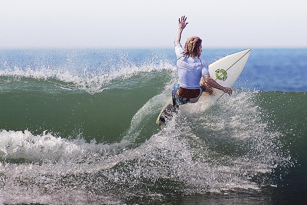 Surf en Avellanas