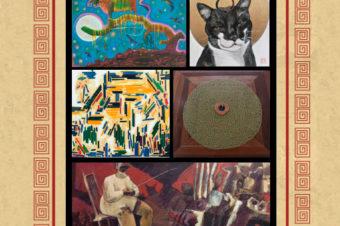 Historias de la montaña de oro: artistas costarricenses de origen chino