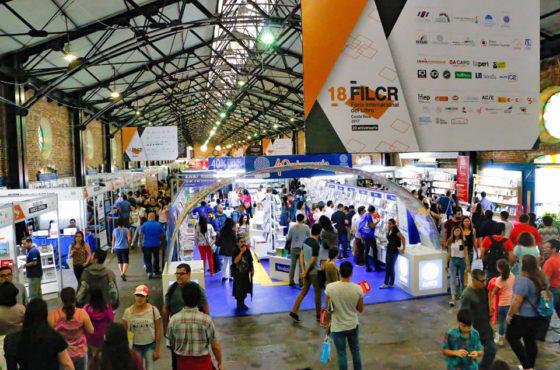XVIII Feria Internacional del Libro Costa Rica 2017