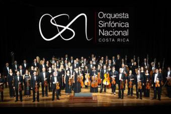 La Orquesta Sinfónica Nacional de Costa Rica nominada a los Grammy Latinos 2017