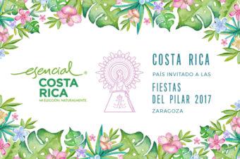 Costa Rica, país invitado a las Fiestas del Pilar 2017