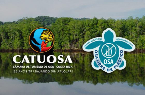La Península de Osa se declara Zona Libre de Plástico