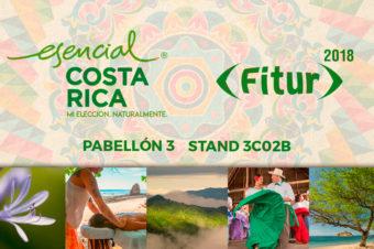 Costa Rica en Fitur 2018 – Pabellón 3 stand 3C02B