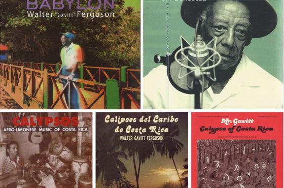 Premio Nacional al Patrimonio Cultural Inmaterial para Walter Ferguson, mítico calypsonian de Cahuita