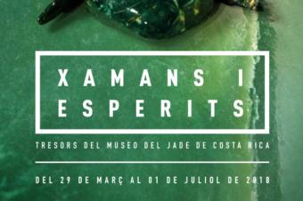 """""""Chamanes y Espíritus: tesoros del Museo del Jade"""" en el Museo Arqueológico de Cataluña"""
