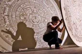Signum de Karen Clachar en el Museo Nacional de Costa Rica