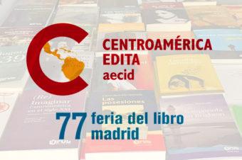 Costa Rica en la Feria del Libro de Madrid. Del 25 de mayo al 10 de junio en el stand 15