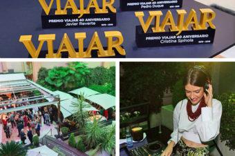Turismo de Costa Rica patrocina el 40 aniversario de la Revista Viajar