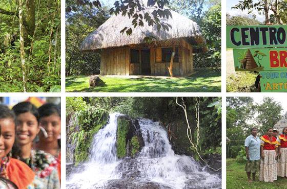Centro Cultural Indígena Bríbripa. Salitre