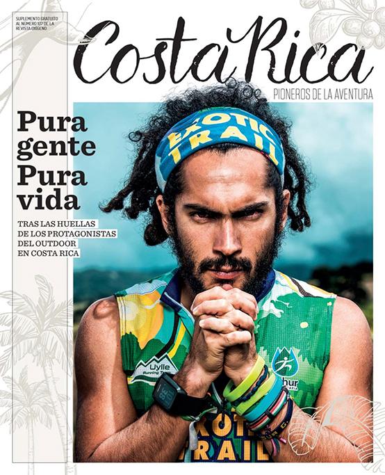 Guía Costa Rica 2018 revista Oxígeno