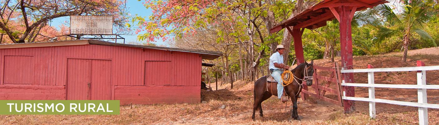 Turismo Rural.Costa Rica