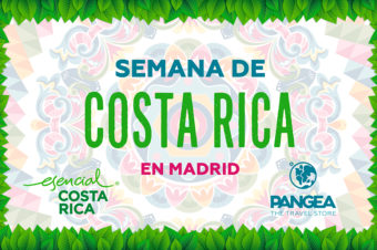 Semana de Costa Rica en Pangea The Travel Store Madrid
