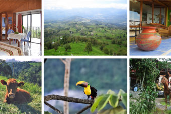 Guayabo Lodge. Turrialba