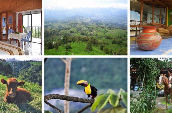 Guayabo Lodge. Turrialba