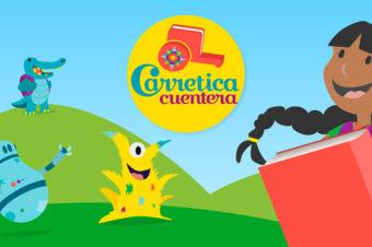 Carretica Cuentera – Premio Iberoamericano de Narrativa Digital 2018