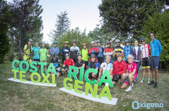 Costa Rica te oxigena ¡nos vamos a hacer bike!