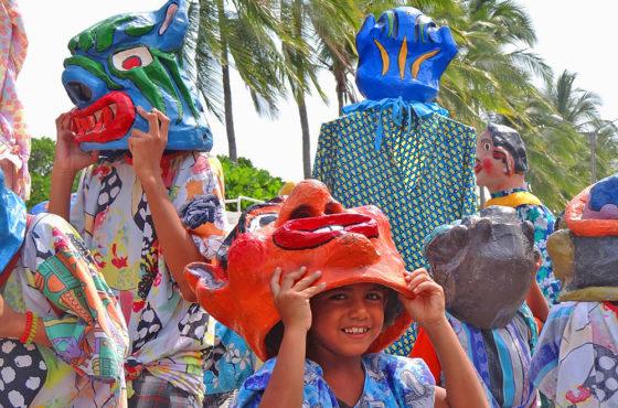 Día de la Mascarada Tradicional Costarricense