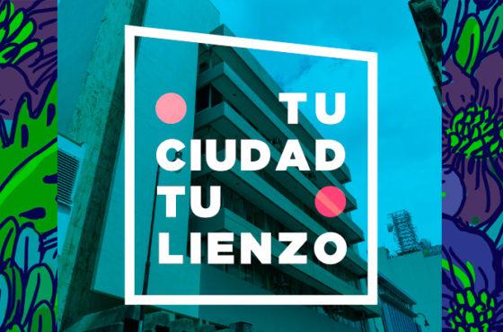 Tu Ciudad – Tu Lienzo. Edificio Alde