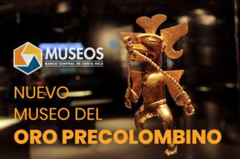 Nuevo Museo del Oro Precolombino – La Casa Cósmica