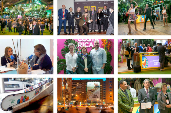 Costa Rica en Fitur 2019