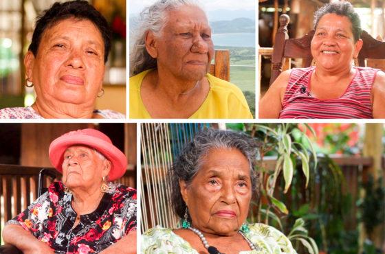 Mujeres de altura, mujeres de Guanacaste