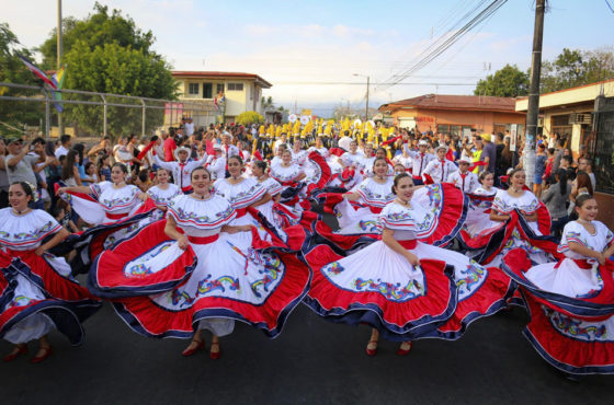 Festival de las Artes de Costa Rica. FNA2019